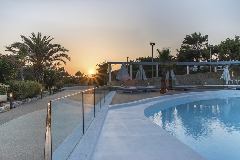 Alonissos, Marpunta Resort, Pool