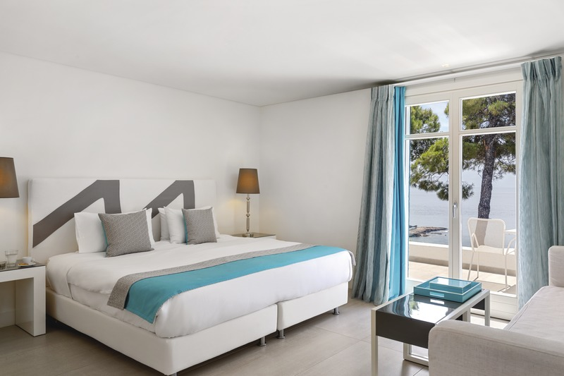 Alonissos, Marpunta Resort, Junior Suite