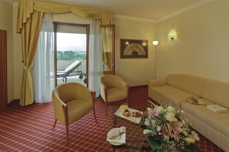Galzignano, Radisson Blu Resort Hotel Sporting, Junior Suite