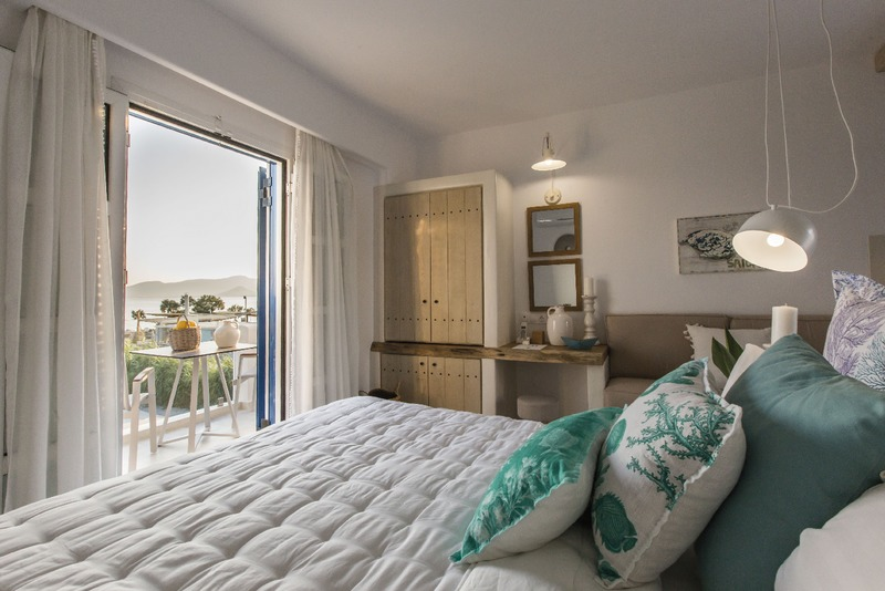 Naxos, Studio Appartement Athina, Suite Nr. 23