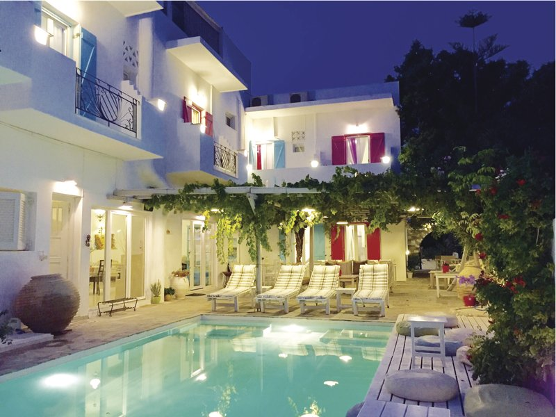 Paros, Afrodite Boutique Hotel, Pool