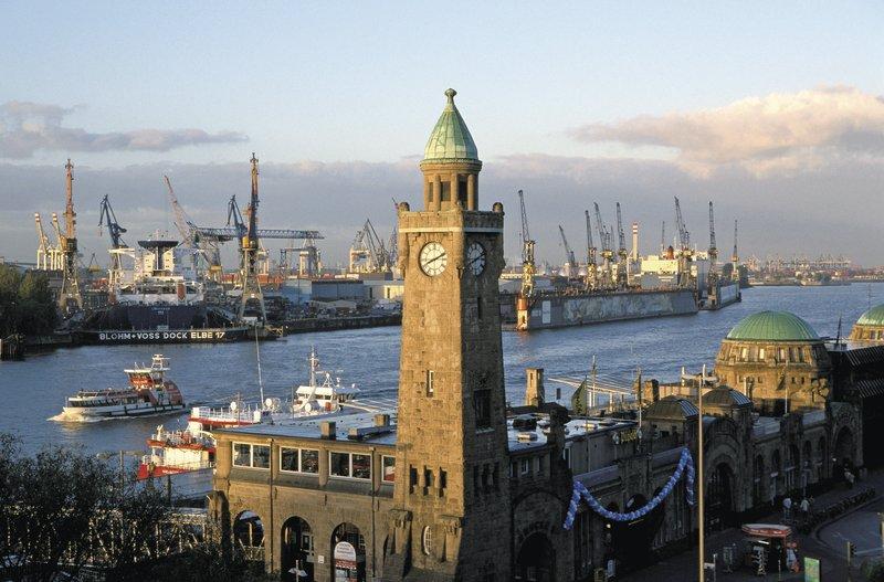Hamburg, DZT-Deutsche Zentrale fuer Tourismus, Hans Peter Merten