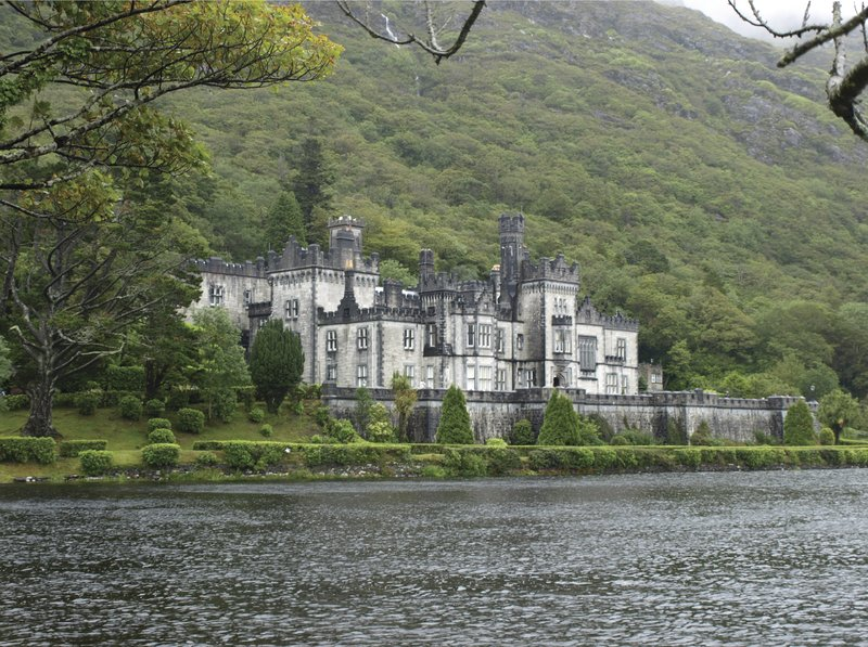 Galway, Kylemore Abbey