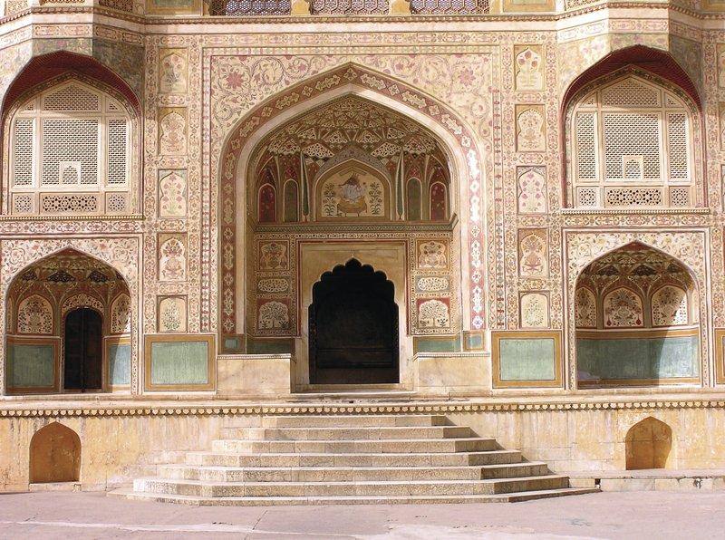 Indien, Jaipur, Amber Palast, www.freeimages.com, praise139
