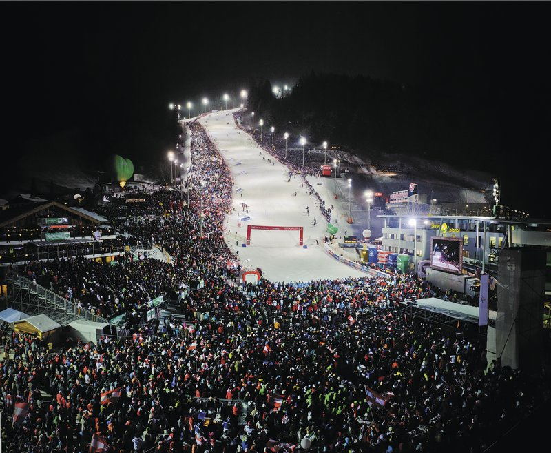 Nightrace in Schladming, Jamnig