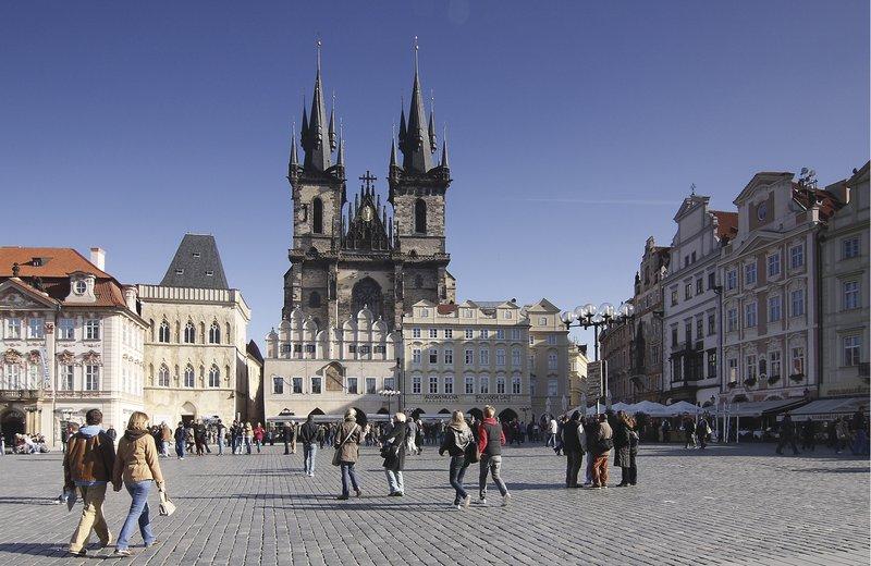 Prag, Czech Tourism