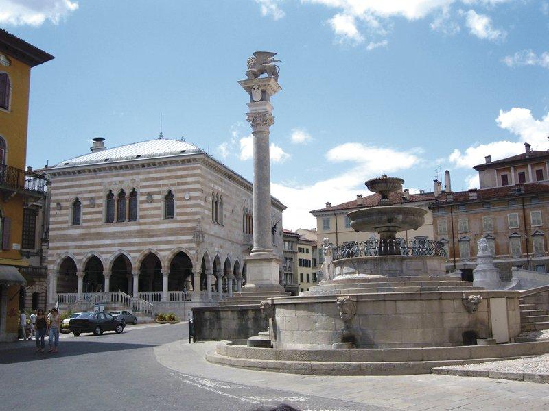 Udine, Piazza della Liberta